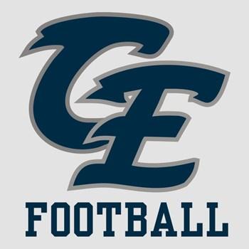 CE Football Logo