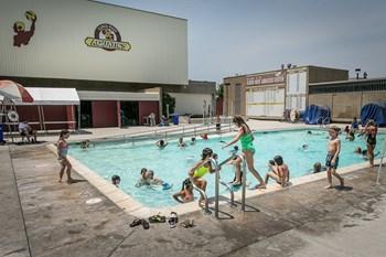 Summer Public Swim