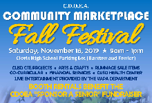 Fall Marketplace Festival Flyer