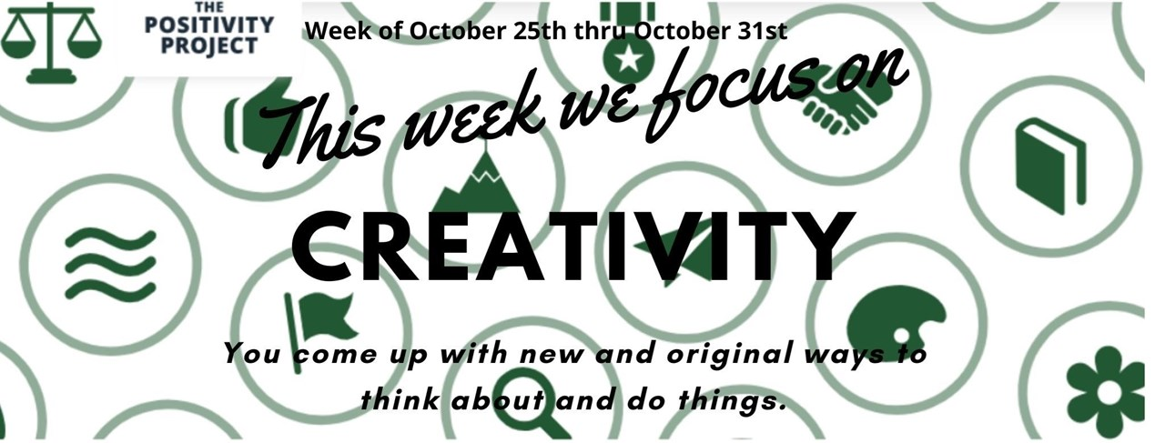 Positivity Project Creativity