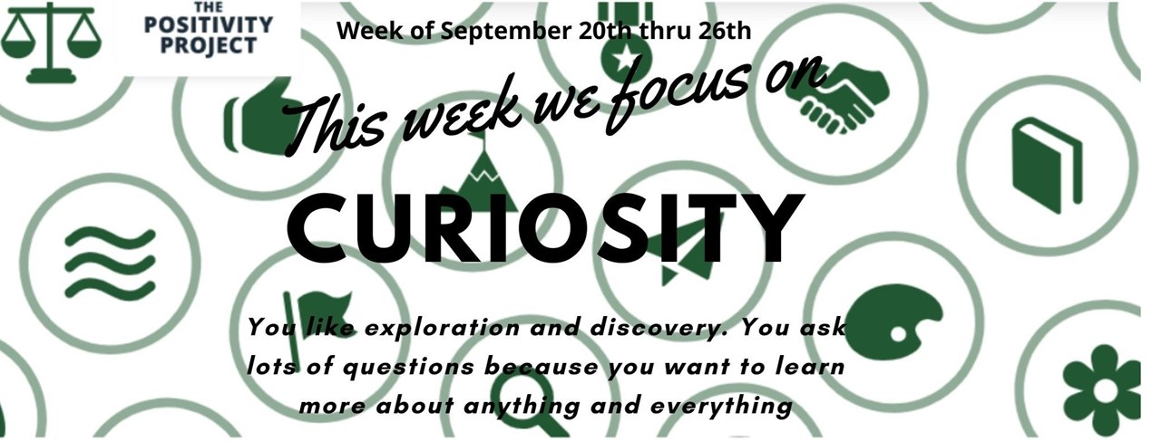 Positivity Project Creativity