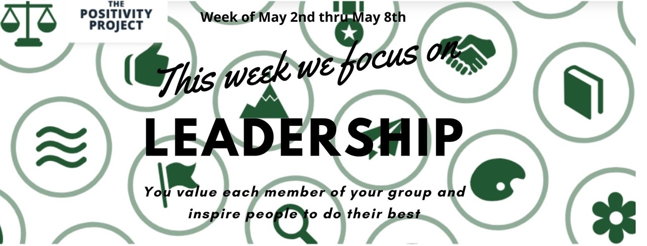 Positivity Project Leadership