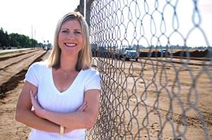 Principal Erin Gage